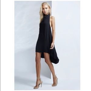 Finders Keepers-Great Heights Backless Mini Dress
